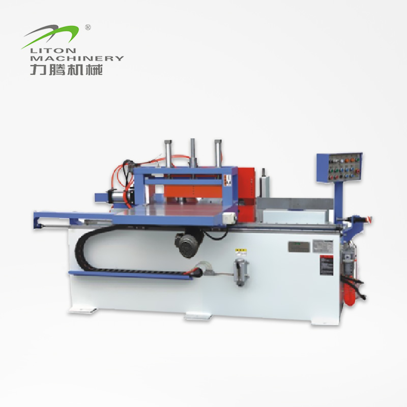 Liton Woodworking Machinery MXB3512 Finger Joint (Inveter Motor Drive) Finger Joint Machine image2
