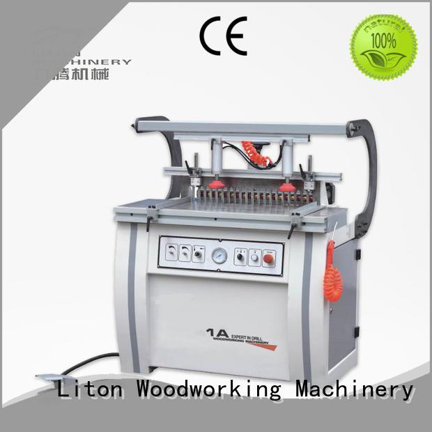 Custom single ten Boring machine Liton Woodworking Machinery row