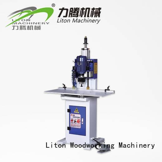 Liton Woodworking Machinery Brand machine four multi drilling machine for wood horizongtal mz7323a