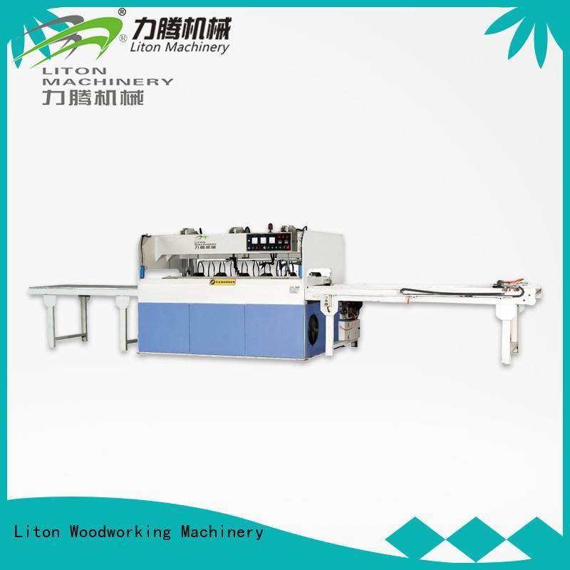 Liton Woodworking Machinery finger joint board clamp carrier highfrequency carrier automatic wood