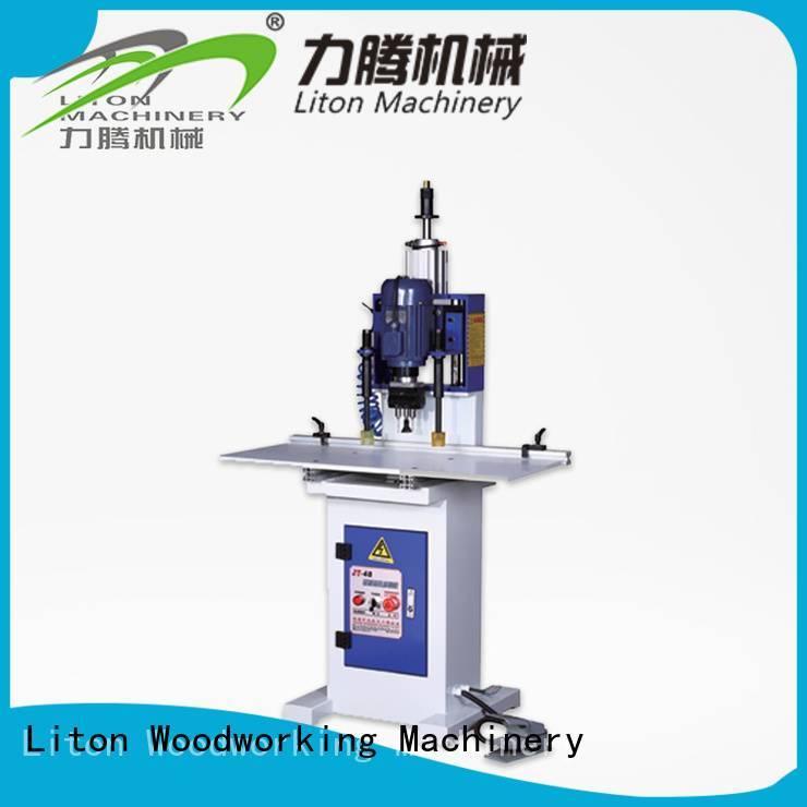 Quality multi drilling machine for wood Liton Woodworking Machinery Brand woodworking wood drill