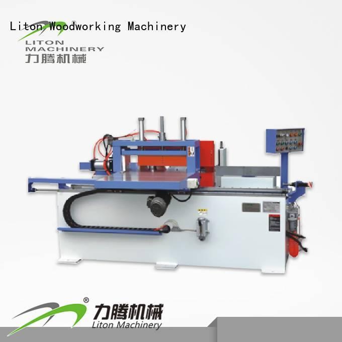 Custom finger joint machine mb504c mhb1560 speed Liton Woodworking Machinery