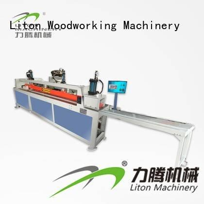 manual mxb3515a Liton Woodworking Machinery finger joint line