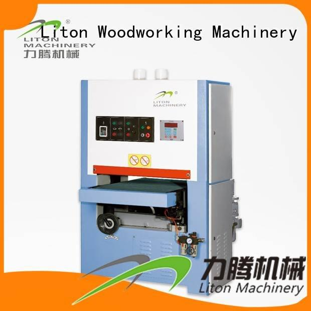 lacquered mx4 duty wood sanding machine Liton Woodworking Machinery