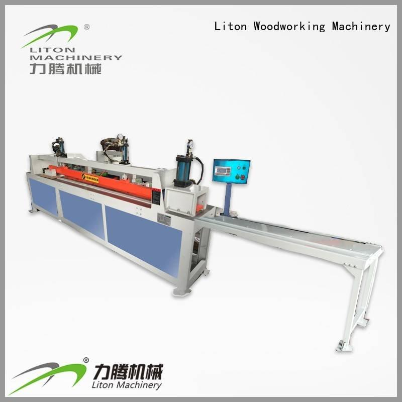 Wholesale with assembler finger jointing shaper machine Liton Woodworking Machinery Brand