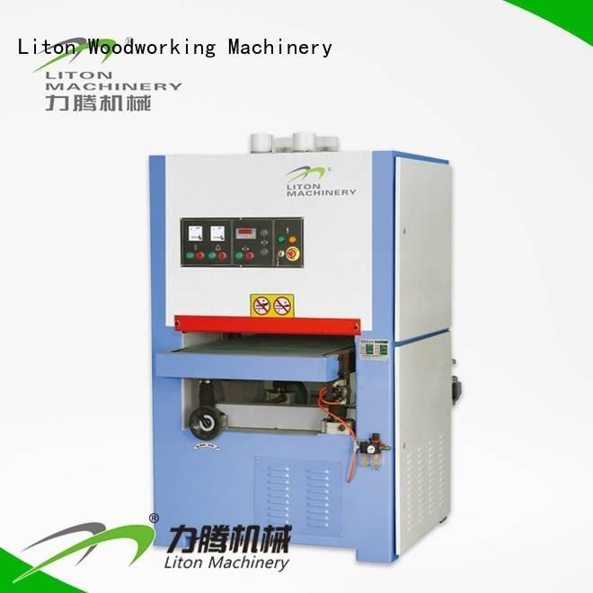 mm52130d s2w2 belt wood sanding machine Liton Woodworking Machinery