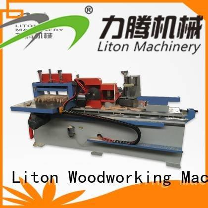 finger joint line drive manual finger joint machine Liton Woodworking Machinery Brand