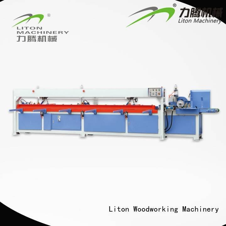 Quality finger joint line Liton Woodworking Machinery Brand mhs1525 finger joint machine
